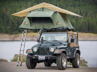 Jeep Wrangler Overlander