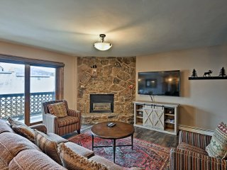 NEW! 2BR Steamboat Townhome - Walk to Ski Resort!