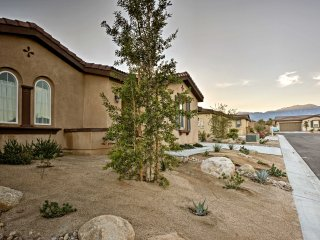NEW! 4BR Palm Desert Home w/Patio & Mtn Views!