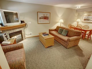 Spacious Suite 5 Minutes from Whistler Village
