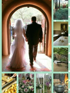 Complete place booked :Wedding  Providing a Bridal preparation room, guest rooms and Honeymoon suite