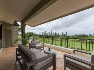 Enjoy Ocean and Sunset Views in Prestigious Kapalua
