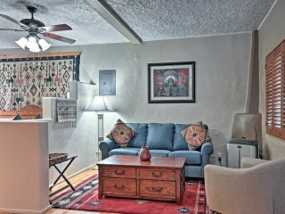 NEW! Impeccable Santa Fe Studio -Walk to The Plaza