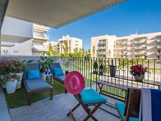 Apartamento Nuevo en Calafell cerca de la Playa y Centro