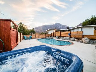 Deanza Borrego Mountain-View 2BR w/ Private Pool & Hot Tub