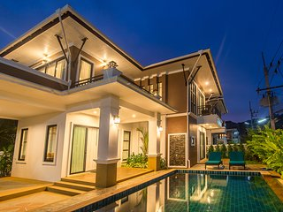 Baan Ari, Luxury Ao Nang Pool Villa