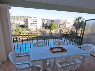 Appt 4/6 pers - Clim - Wifi - Piscine residence - Sainte Maxime