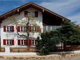 300 Jahre altes Landhaus in Diessen am Ammersee mit WLan, Sauna, Fahrrader