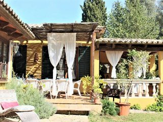 Mallorquin Finca for 10-12 People ,5 bedroom) in Algaida - MALLORCA. Children we