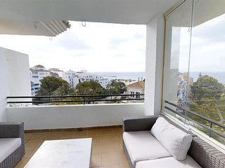 Luxurious and newly renovated penthouse in the exclusive area of Puerto Banus