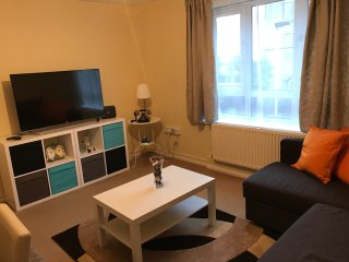 Cozy apartment in Stratford, from 18 minutes to Central London
