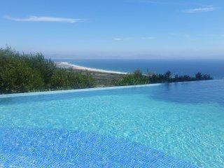 Tarifa Lodge - exklusive Alleinlage mit grandiosem Meerblick und Strandnahe