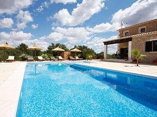 Villa Ca Na Bubota in Algaida