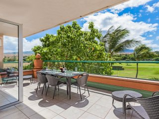 Maui Resort Rentals: Honua Kai Konea 212 – 1BR+Den w/ Oversized Balcony & Lush M