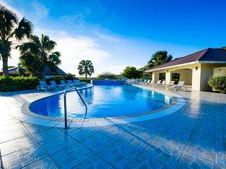 Ananda Curacao, Garden 3 bedroom villa Warawara
