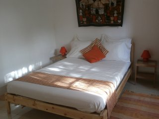 B & B Villa Calliandra orange room