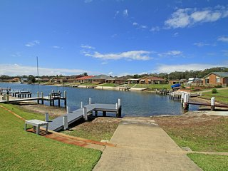 Waterfront for the whole family