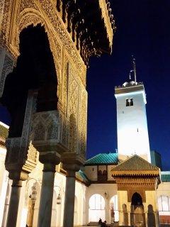La Mosquée  Karaouiyine .