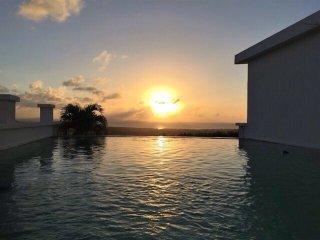 La Preciosa,magnifique villa atypique avec vue sur l'ocean a Rio San Juan