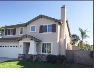 Beautiful family home in Fontana,CA