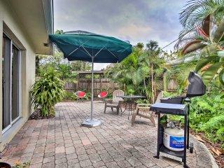 NEW! 2BR Wilton Manors Home w/ Patio, Near Beaches