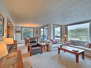 New! 2BR Winter Park Condo - 4 Mins to Ski Area!