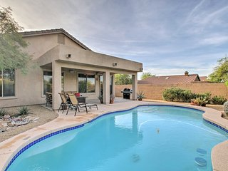 NEW!3BR Scottsdale Home-Mtn Views, Pool, Westworld