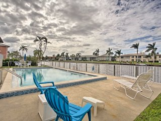 New! Cape Coral Waterfront Condo w/ On-site Pool!