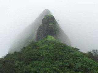Scenic Lake view Bunglao at Lohagad Fort, Lonavala. Welcome to the paradise