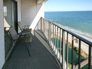 Myrtle Beach Resort T1601 | Newly Renovated Awesome Ocean Front Condo
