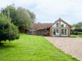 WINTERS LODGE, open plan, lake, pet friendly, in Bridgwater, Ref. 971380