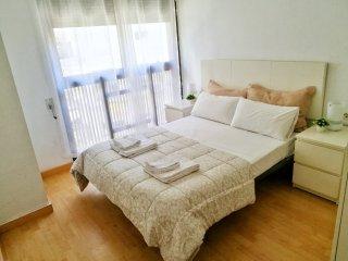 Apartamento moderno y cómodo en el centro!
