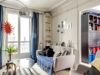 * Charming studio 25m² - Canal Saint-Martin *