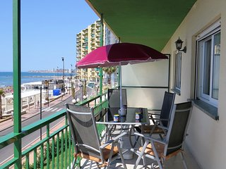 Ref: 237 - Olimpo 2nd floor Apartment Beachfront with Communal Swimming Pool