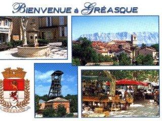 Belle villa avec  piscine chauffee securisee, jeux,  Pays d'Aix-Marseille-Cassis
