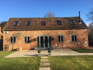 The Stables, charming converted barn
