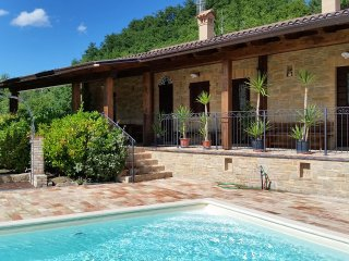 Country house with two rooms and pool