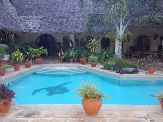 Mtwapa creek Villa mit grossem Pool