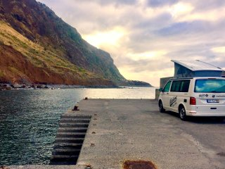 Location de VW California , VW Combi  - Camper Van