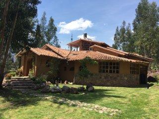 Villa Bela casa de campo en el Valle Sagrado - Huaran, Cusco