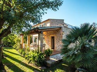 Villa cuxach near Pollenca