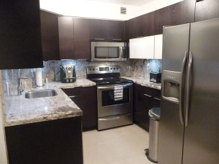 Modern Beach Beauty! Two Bedroom Two Bath at Luxury Beach Resort Close to All!