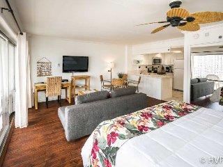 Ilikai 1721 City / Mountain Views King Bed, Sofa Bed At Waikiki Beach