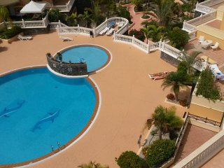 Ocean view spacious penthouse  in Los Cristianos