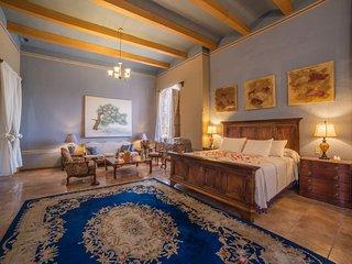 Hacienda Labor de Rivera Hotel Spa & Eventos Alcoba Colonial