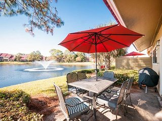 Panoramic View with Golf Cart ~Pet Friendly!