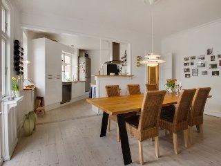 Lovely bright Copenhagen apartment at Islands Brygge