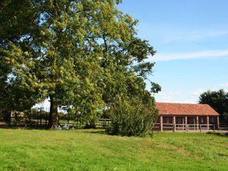 CPARK Barn in Chepstow
