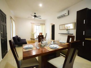 Beautiful Apartment 3 pax with Terrace and Tropical Garden View