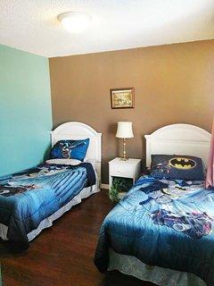 Second floor twin bedroom 3